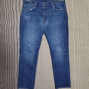 Levi's 511 Slim Straight Men's Jeans 38x30 Blue
